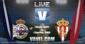 Deportivo de La Coruña vs Sporting de Gijón en vivo y en directo online