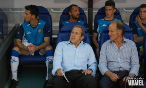 """Víctor Muñoz: """"Vamos a hacer el equipo más competitivo posible teniendo en cuenta al rival"""""""