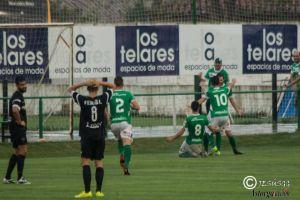 David Uña anota el gol de la jornada 3 en la Segunda División B