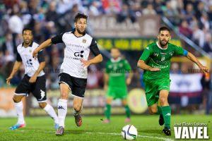 El Mérida vuelve a dejar escapar la victoria al final del partido