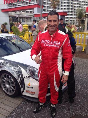 """Entrevista. Miguel Fuster: """"Si se presenta alguna prueba en la que tenga que cambiar al Fiesta R5 no tendré problema"""""""
