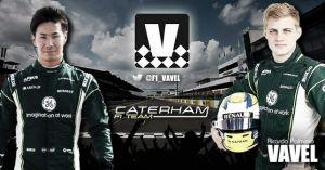 Caterham: carrera de obstáculos en Leafield