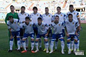 Real Zaragoza - CA Osasuna: puntuaciones del Zaragoza, jornada 2