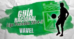Guía VAVEL Liga Postobón 2014-II: Atlético Nacional