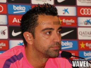 """Xavi: """"Luis Enrique me ha cambiado la mentalidad"""""""