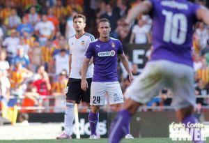 """Antonio Barragán: """"Me gustaría seguir muchos años en el Valencia"""""""