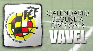 La Segunda División B ya tiene calendario