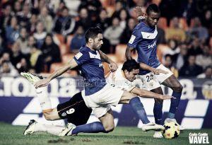 Valencia vs Almería en vivo y en directo online (3-2)