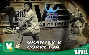 Manuel Orantes y Álex Corretja: Maestro, ¿permiso?