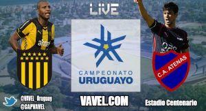Peñarol vs Atenas en vivo y en directo online