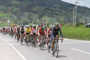 Vuelta a Colombia 2014, quinta etapa en vivo online