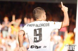 """Paco Alcácer: """"Tenemos que dar el 200% para ganar al Atlético de Madrid"""""""