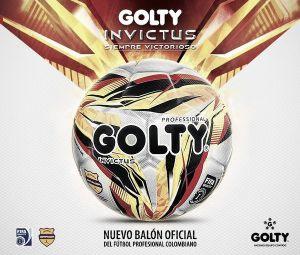 Llega el Invictus al fútbol colombiano
