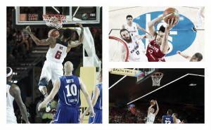 Coupe du monde de basket-ball (Groupe C) : Démonstration américaine