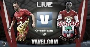 Liverpool vs Southampton en vivo y en directo online