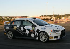 Joan Carchat será baja en el Rallye Santander - Cantabria