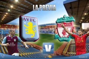 Aston Villa - Liverpool: no hay forma de perder
