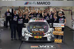 Marco Wittmann campeón en tiempo récord