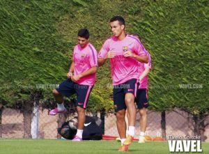 """Pedro: """"Tengo que tener paciencia con el gol, ya llegará"""""""