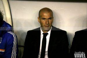 Zidane se viste de largo