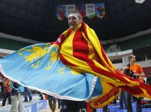 Serhiy Lishchuk, un ucraniano enamorado de Valencia