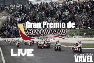 Clasificación de Moto2 del GP de Aragón 2014 en vivo y en directo online