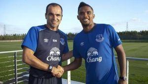 Everton, ufficiale la firma di Eto'o