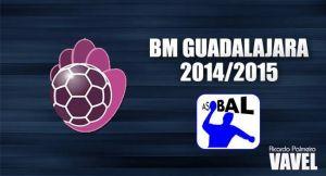 BM Guadalajara 2014/15