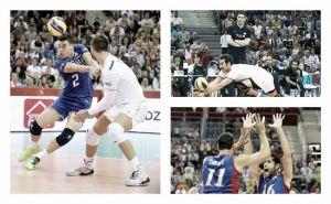 Championnat du monde de volley-ball (groupe D): l'Iran et l'Italie assurent, la France créer l'exploit