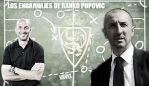 Los engranajes de Ranko Popovic: C.D. Mirandés - Real Zaragoza