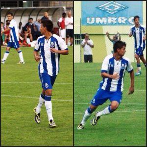 """Leonardo Acevedo: """"Nunca me imaginé que iba a llegar al Porto a los 18 años"""""""