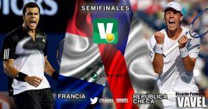 Francia - República Checa: aspirante contra campeón