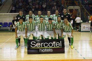Real Betis FSN - Jaén Paraíso Interior FS en dieciseisavos de final de la Copa del Rey