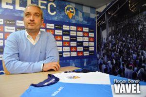 Àlex Garcia, nuevo entrenador del CE Sabadell