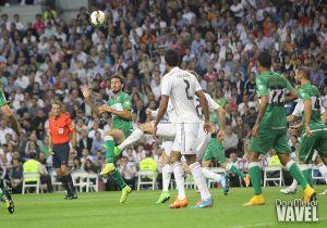 Real Madrid - Elche: puntuaciones del Real Madrid, quinta jornada Liga BBVA