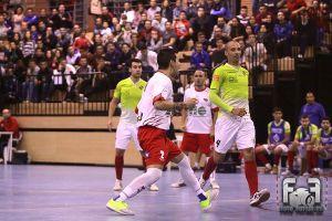 El Palma Futsal apea, con sufrimiento, al Leganés de la Copa del Rey