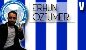 Interview: Peterborough's Erhun Oztumer talks non-league, Turkey and a return from injury
