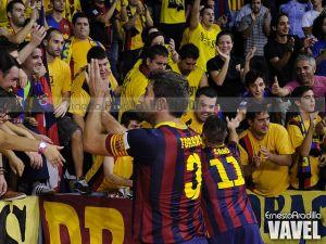 El Barça propone a Lleida como sede de la Final Four