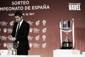 Cuadro de emparejamientos Copa del Rey 2013/2014