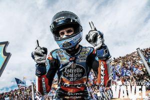 Álex Márquez, Campeón del Mundo con juego limpio