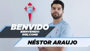 Néstor Araujo, nuevo miembro del conjunto celeste