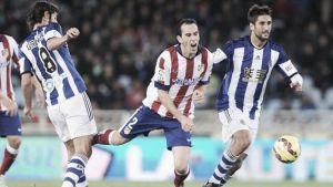 El Atlético de Madrid naufraga ante un barco a la deriva