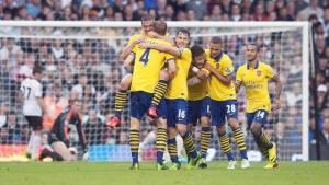 Arsenal remet ses pendules à l'heure