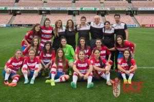 El Granada CF Femenino, galardonado con la Bandera de Andalucía al Deporte
