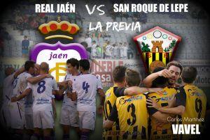 Real Jaén - San Roque de Lepe: La Victoria debe ser inexpugnable