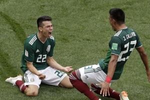 L'exploit du Mexique face au champion en titre !