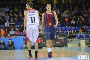 El Barça recupera la sonrisa de la mano de Hezonja