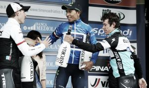 """Nairo Quintana: """"Llevaba tiempo sin vivir un momento de felicidad como este"""""""