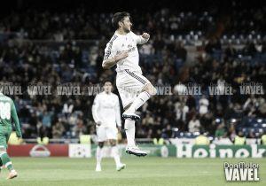Medrán se estrena como goleador en Champions League