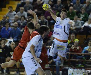 ABANCA Ademar León - Bada Huesca: Europa como sueño